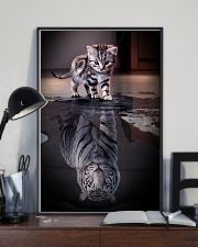 Cats Believe in Yourself 16x24 Poster lifestyle-poster-2