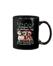 Siamese Cat Ornaments Tree 2210  Mug thumbnail