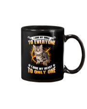 Cat Give Heart 1008 Mug thumbnail