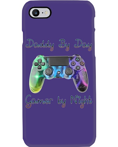 Daddy by Day Gamer by Night Funny Video Game