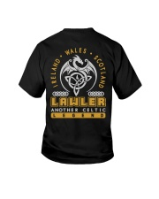 LAWLER ANOTHER LEGEND SHIRTS Youth T-Shirt thumbnail