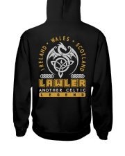 LAWLER ANOTHER LEGEND SHIRTS Hooded Sweatshirt thumbnail