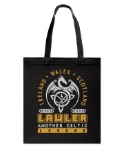 LAWLER ANOTHER LEGEND SHIRTS Tote Bag thumbnail