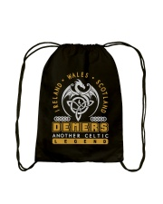 DEMERS ANOTHER LEGEND SHIRTS Drawstring Bag thumbnail
