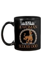 Scooby Doo woman Mug back