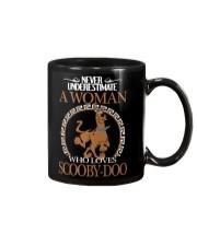 Scooby Doo woman Mug front