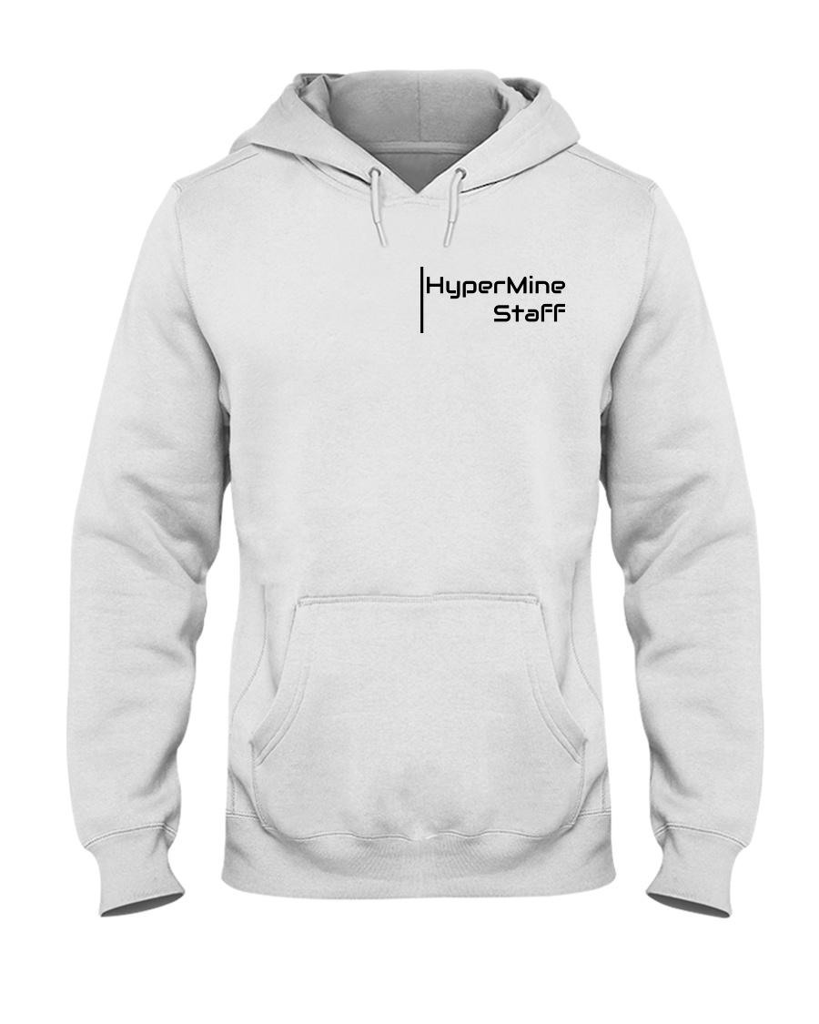 HyperMine Staff Luissalterio07 Hooded Sweatshirt