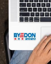 byedon 2020 Sticker - Single (Horizontal) aos-sticker-single-horizontal-lifestyle-front-11