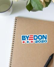 byedon 2020 Sticker - Single (Horizontal) aos-sticker-single-horizontal-lifestyle-front-14