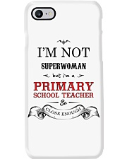 Awesome Primary School Teacher Gift Phone Case thumbnail