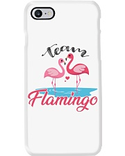 Team Flamingo Phone Case tile