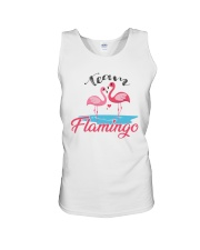 Team Flamingo Unisex Tank tile