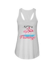 Team Flamingo Ladies Flowy Tank tile
