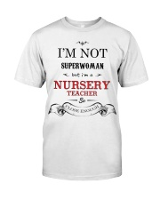 Awesome Nursery Teacher Gift Classic T-Shirt tile