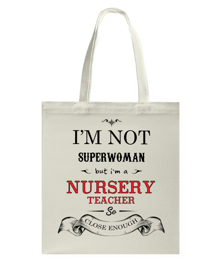Awesome Nursery Teacher Gift Tote Bag