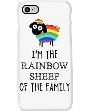 Awesome Rainbow Sheep of the Family Super Sale Phone Case thumbnail