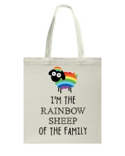 Awesome Rainbow Sheep of the Family Super Sale Tote Bag thumbnail