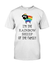 Awesome Rainbow Sheep of the Family Super Sale Premium Fit Mens Tee thumbnail