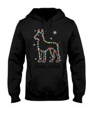 Doberman Pinscher Dog Christmas Shirt Hooded Sweatshirt thumbnail