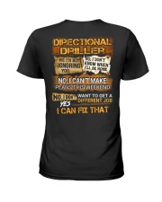 Directional Driller Ladies T-Shirt thumbnail
