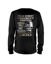 Field Service Engineer Long Sleeve Tee thumbnail