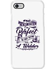 WELDER SHIRT Phone Case thumbnail