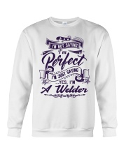 WELDER SHIRT Crewneck Sweatshirt thumbnail