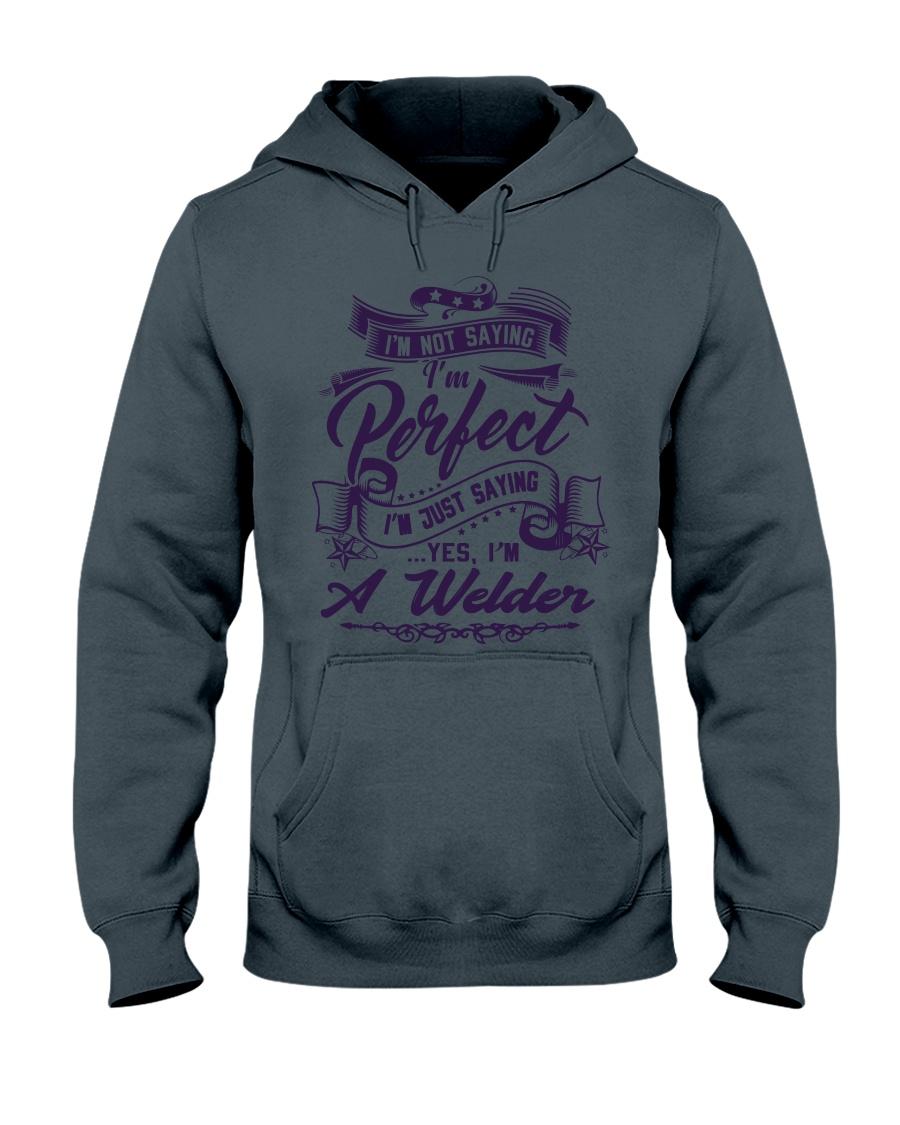 WELDER SHIRT Hooded Sweatshirt