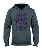 WELDER SHIRT Hooded Sweatshirt front