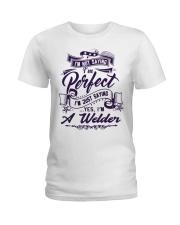 WELDER SHIRT Ladies T-Shirt thumbnail