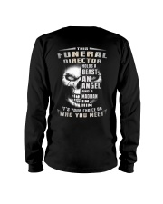Funeral Director Long Sleeve Tee thumbnail