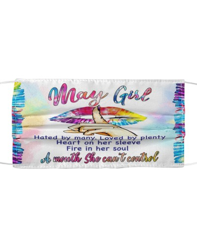 May Girl - High Quality Face Mask
