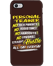 Personal Trainer Phone Case thumbnail