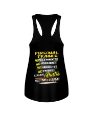 Personal Trainer Ladies Flowy Tank thumbnail