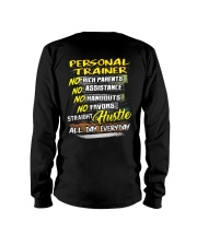 Personal Trainer Long Sleeve Tee thumbnail