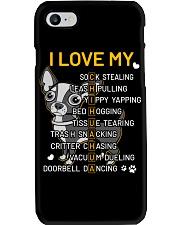 I Love My Chihuahua Dog Phone Case thumbnail