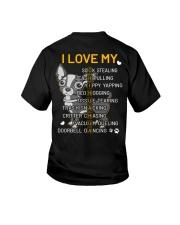 I Love My Chihuahua Dog Youth T-Shirt thumbnail