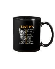 I Love My Chihuahua Dog Mug thumbnail