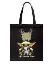 Bull Terrier Mom Tote Bag thumbnail