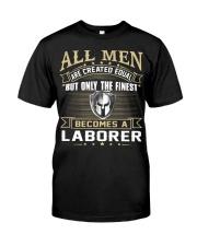 Laborer Classic T-Shirt thumbnail