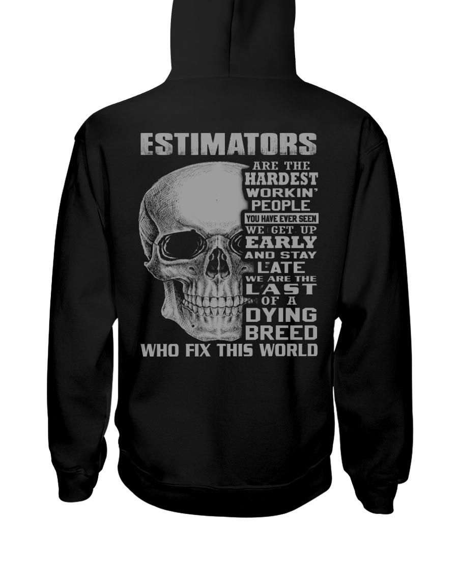 Estimator Hooded Sweatshirt