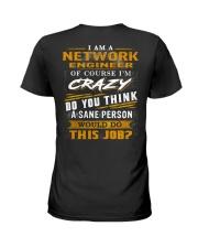 Network Engineer Ladies T-Shirt thumbnail