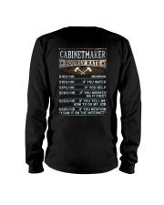 Cabinetmaker Long Sleeve Tee thumbnail