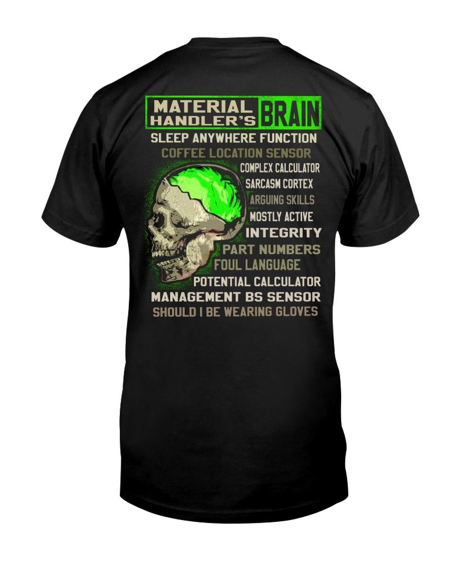 Material Handler Classic T-Shirt