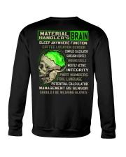 Material Handler Crewneck Sweatshirt thumbnail