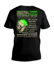 Material Handler V-Neck T-Shirt thumbnail