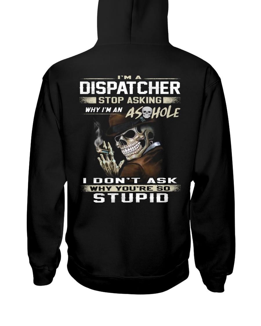 Dispatcher Hooded Sweatshirt