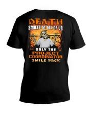 Project Coordinator V-Neck T-Shirt thumbnail