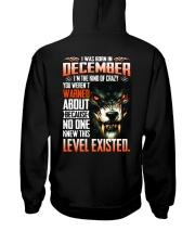 December Guy Hooded Sweatshirt thumbnail