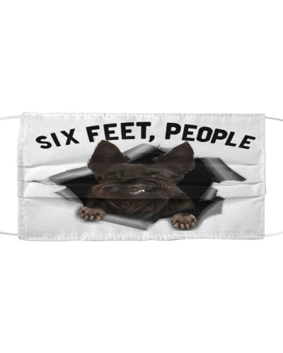 Scottish Terrier 6 Feet People Limited Edition